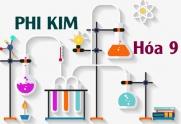 Tính chất hóa học của Phi kim, ví dụ và bài tập - hóa lớp 9